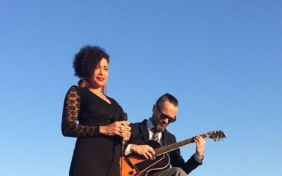 En duo sur le Roof Top du grand Hotel de Bordeaux